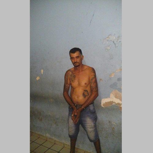 Polícia do Piauí prende foragido de Penitenciária de São Paulo
