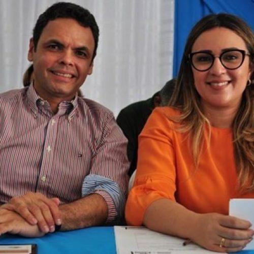 O prestigiado presidente da APPM Gil Carlos no interior do Piauí