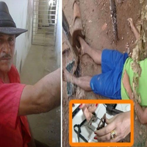 Após ser assaltado 15 vezes em um ano, homem faz armadilha, mata ladrão e vai preso; veja vídeo