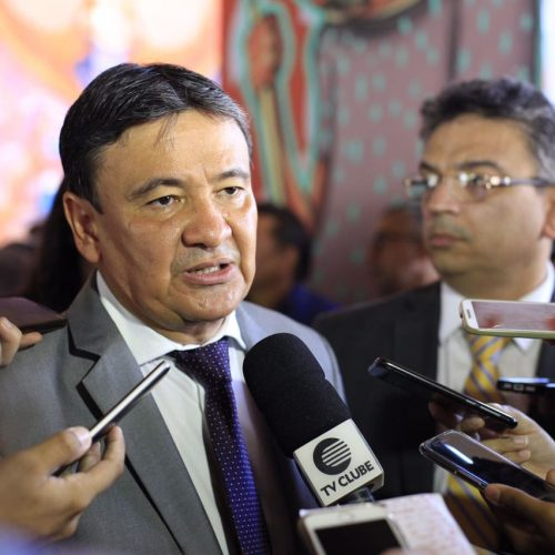 Wellington comenta rejeição do título de cidadania para João Doria