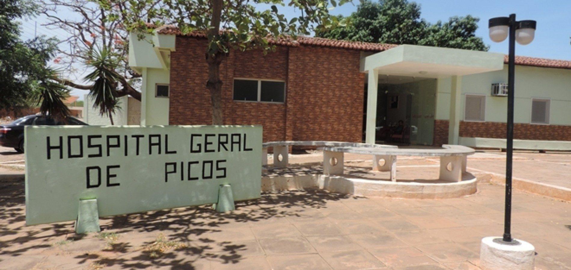 Justiça do Trabalho leiloa Hospital Geral de Picos