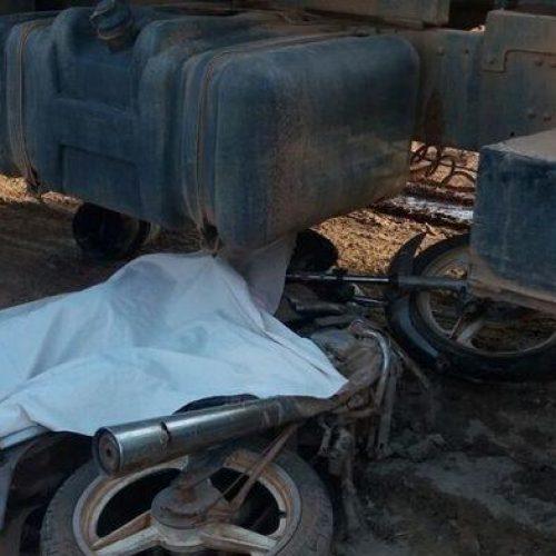 Caminhão-pipa atropela e mata idoso na z. rural de município do Piauí
