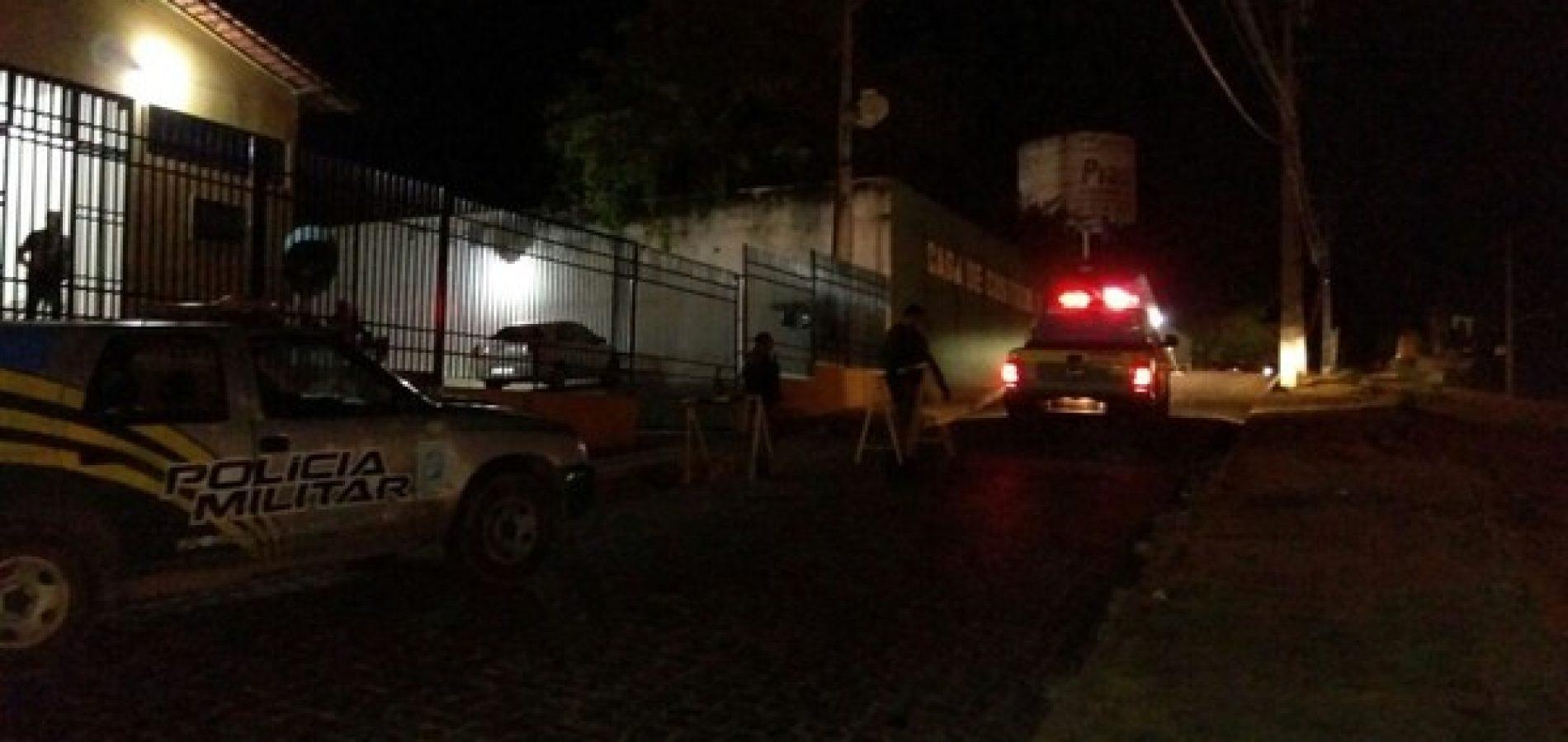 Polícia investiga se ordem de incêndio a ônibus partiu de presídio no Piauí
