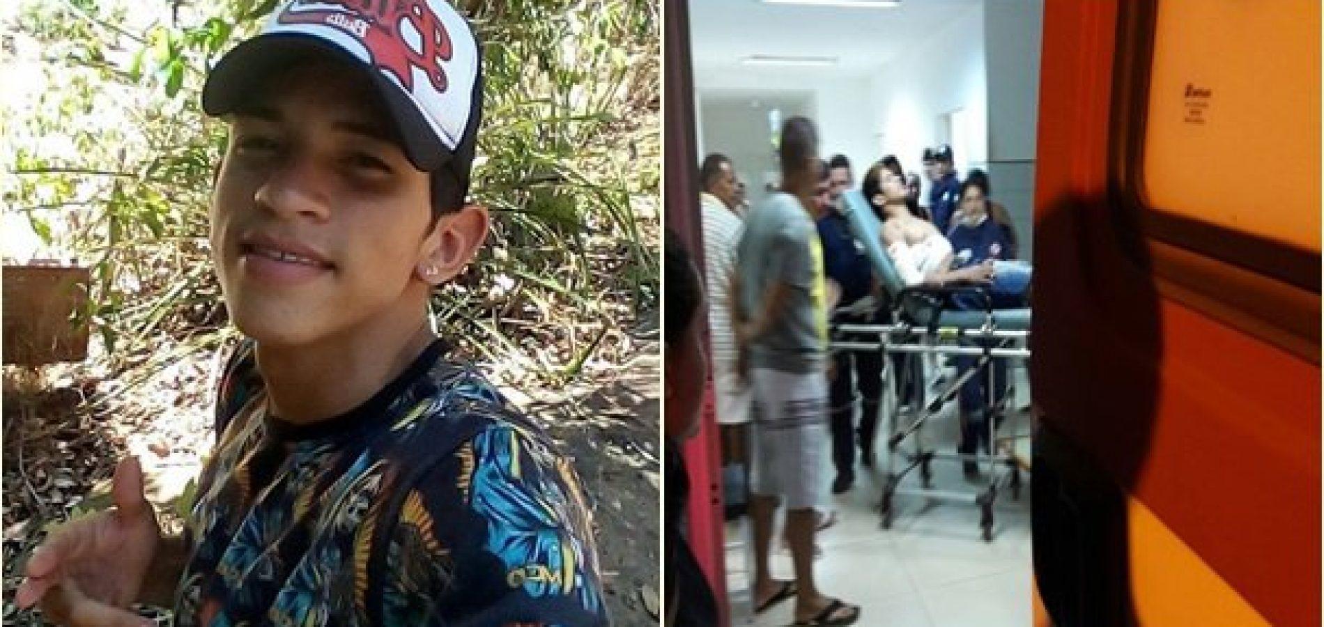 No interior do Piauí, jovem sofre nova tentativa de homicídio; namorada dele foi executada há um mês
