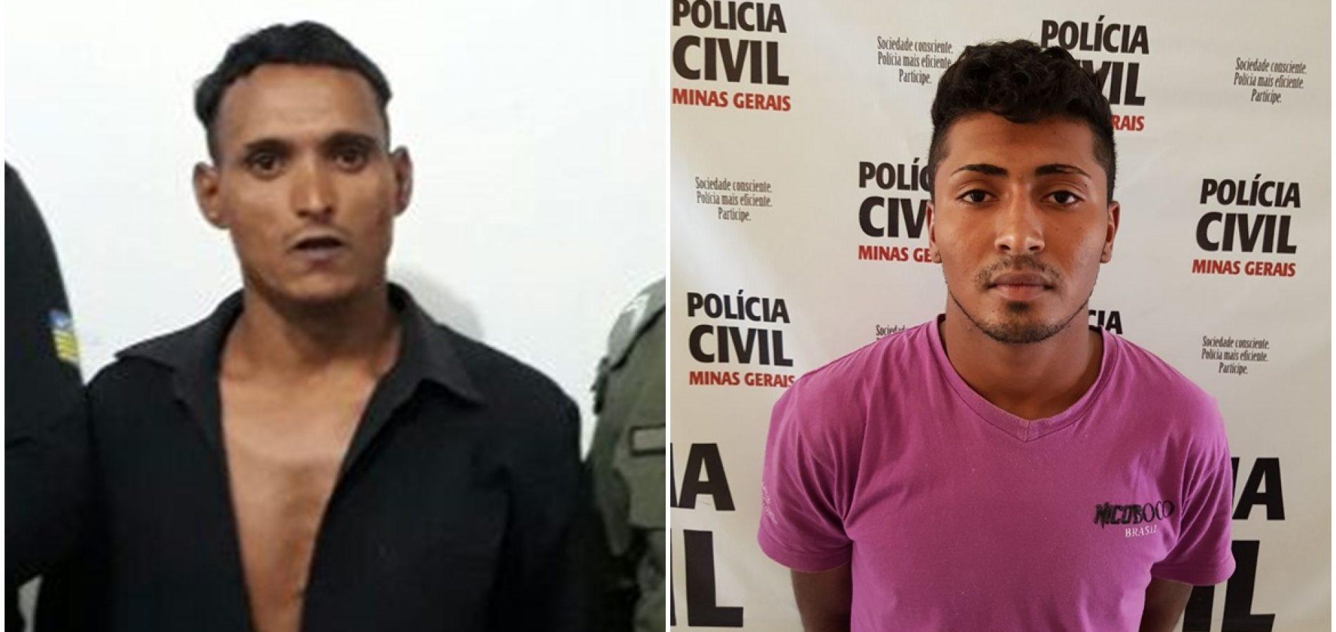 PATOS | Dois suspeitos de participação na morte de homossexual são presos no Piauí e em Minas