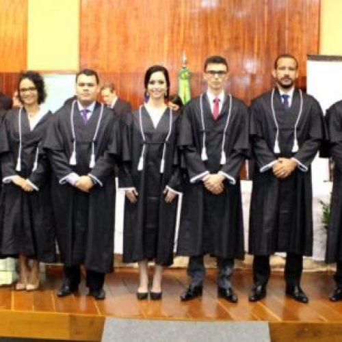 Com 13 novos juízes empossados no TJ, Piauí agora tem um magistrado por comarca