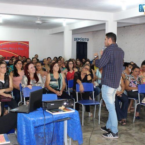 Professores de Campo Grande do Piauí são capacitados para o 2º semestre