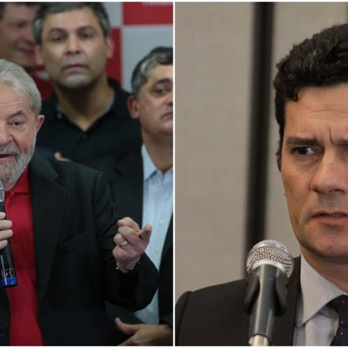 Supremo tira do juiz Sérgio Moro as delações da JBS contra Lula