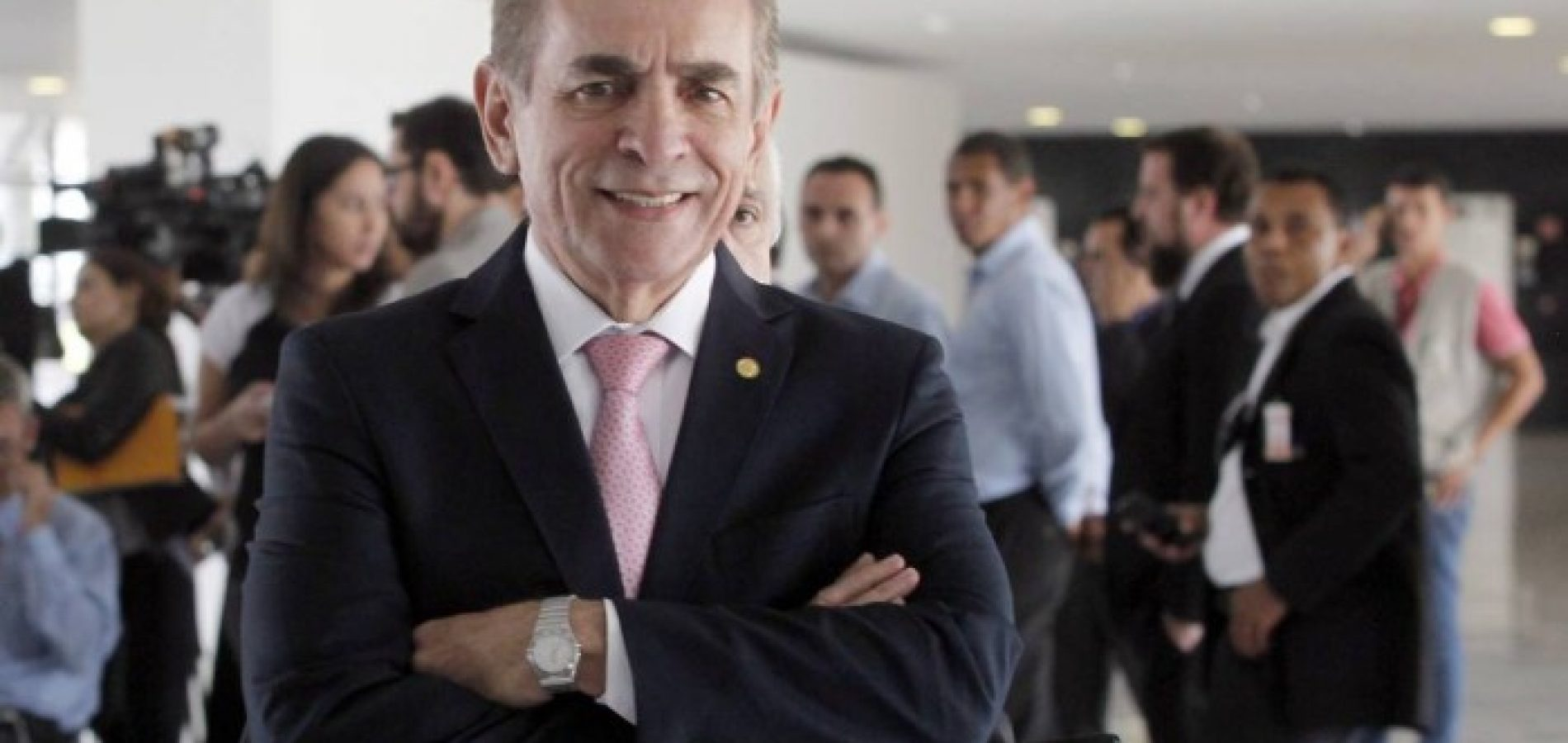 Marcelo Castro gastou R$ 60 mil com aluguel de carros em 6 meses