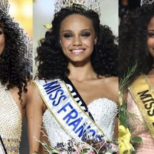 Três candidatas negras disputam o Miss Universo