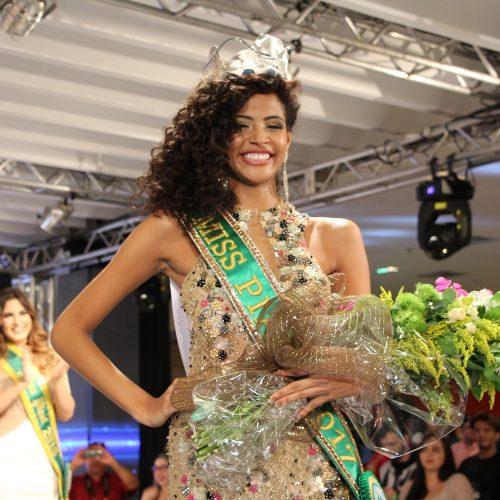 Piauiense Monalysa Alcântara, que virou a Miss Brasil, chega em Teresina nesta sexta-feira e será homenageada