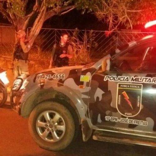 Policia é acionada após veículo ser abandonado em município do Piauí