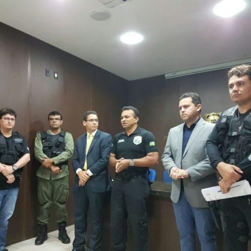 Operação Conexão: seis pessoas são presas, policial militar envolvido