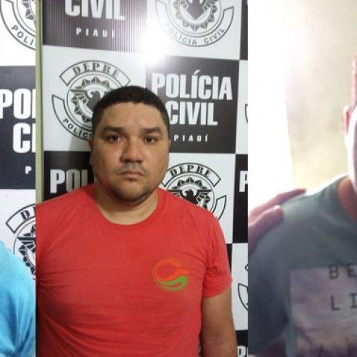 Pai e filho são presos por lavagem de dinheiro e tráfico de drogas