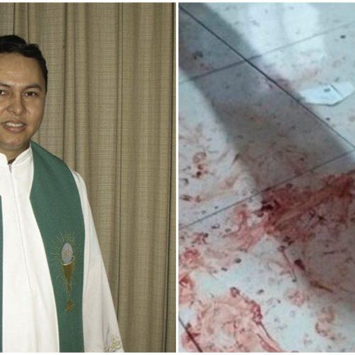 Irmão de padre segue internado após ser agredido por assaltantes