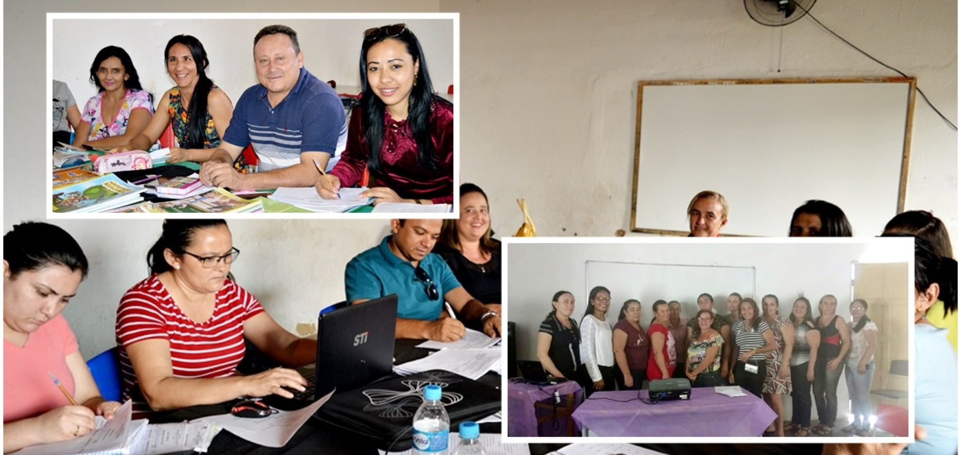 VILA NOVA | Educação realiza II Semana Pedagógica e anuncia retorno das aulas para esta quarta-feira (02)