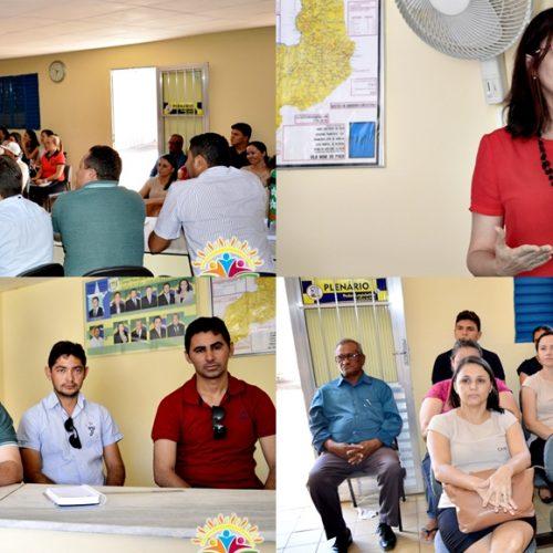 Prefeitura de Vila Nova do Piauí realiza prestação de contas e debate PPA e LOA em audiência pública