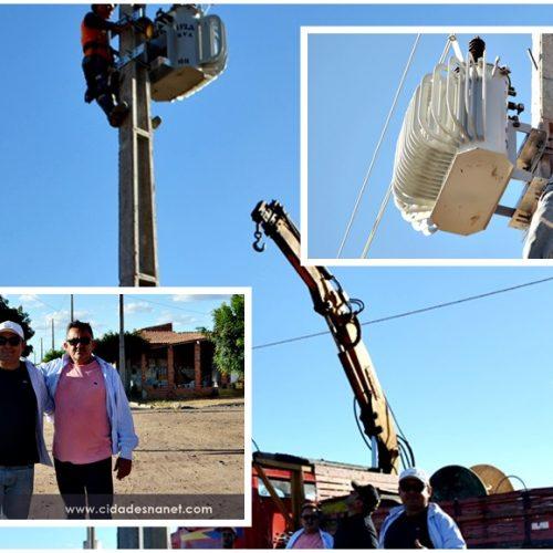 Prefeito Márcio Alencar realiza ampliação da rede de energia elétrica e beneficia centenas de famílias da Cohab em Alegrete