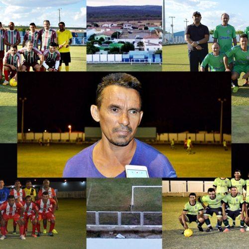 Copa 'Chico Pinheiro 2017' de veteranos é iniciada em Fronteiras-PI; veja fotos