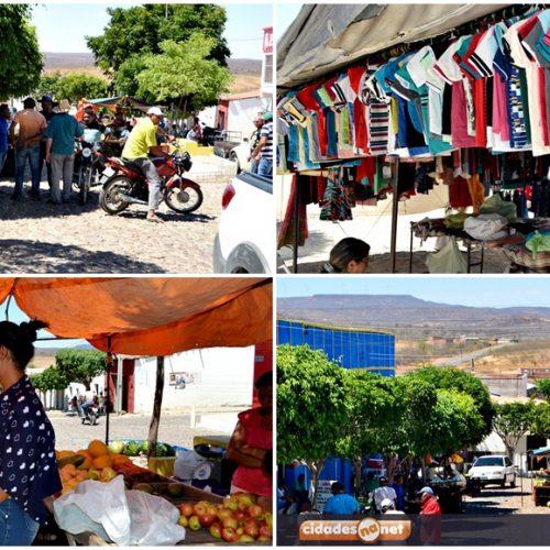 Feira Livre aos sábados fortalece o comércio local e impulsiona a economia em Francisco Macedo