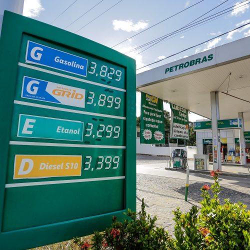 Gasolina e Diesel ficarão mais caros a partir desta terça-feira