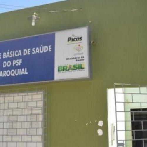 Criminosos arrombam Posto de Saúde em Picos
