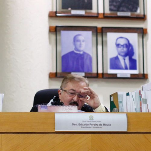 Presidente do TRE diz que acata decisão de extinguir Varas Eleitorais