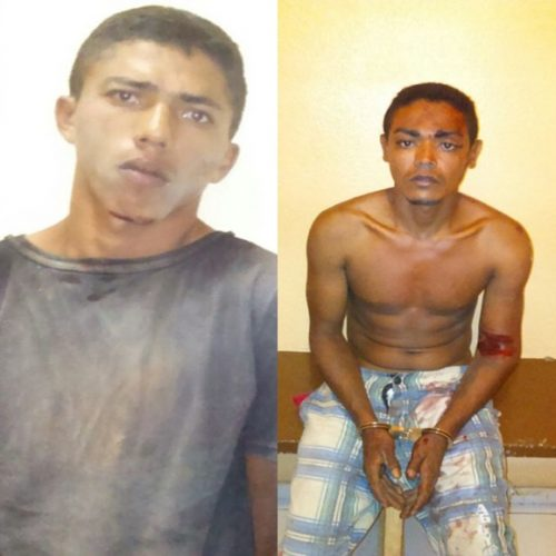 Operação da Polícia Militar prende quadrilha envolvida em explosão a agência dos Correios