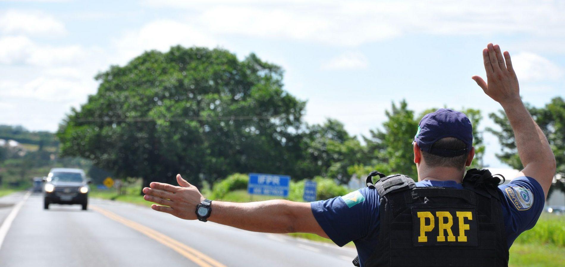 PRF deflagra Operação Dia do Trabalhador e reforça fiscalização nas rodovias do Piauí