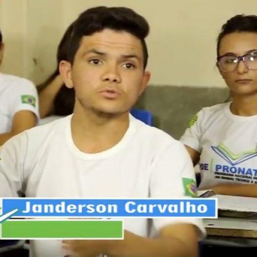 Pronatec capacita jovens para o mercado de trabalho em São Julião; assista vídeo