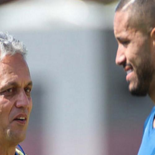 Rômulo admite incômodo com reserva, mas elogia momento da equipe
