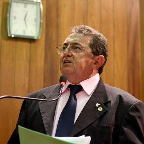 Deputado Rubem Martins pede voto de pesar pela morte de ex-primeira dama de Jaicós