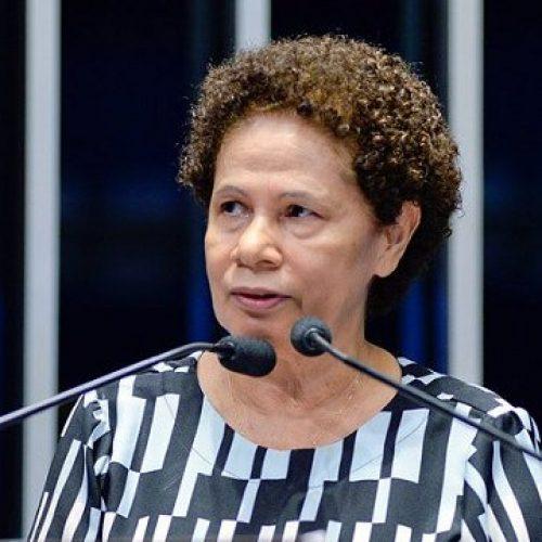 Denúncia contra Regina Sousa será analisada nesta semana no Senado