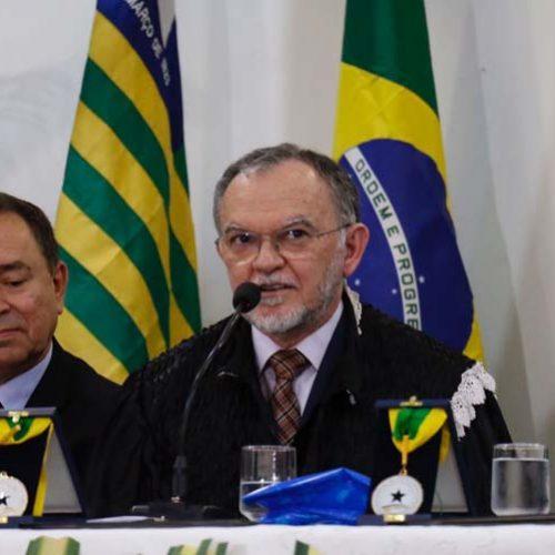 """""""Cada ato de corrupção é menos merenda"""", lamenta presidente do TCE"""
