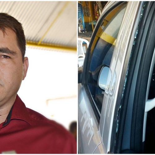 Prefeito de Padre Marcos tem o carro arrombado em Teresina