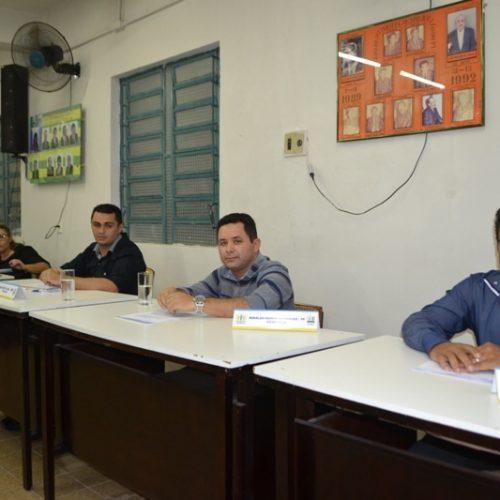 SÃO JULIÃO   Vereadores aprovam Projeto de Lei coletivo e nomeiam diversas ruas