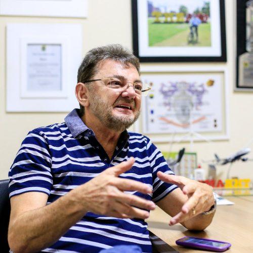 Wilson Martins afirma que JVC vai compor oposição em 2018