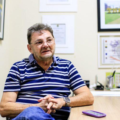 Wilson diz estar pronto para os ataques e quer adutora no Rio Parnaíba