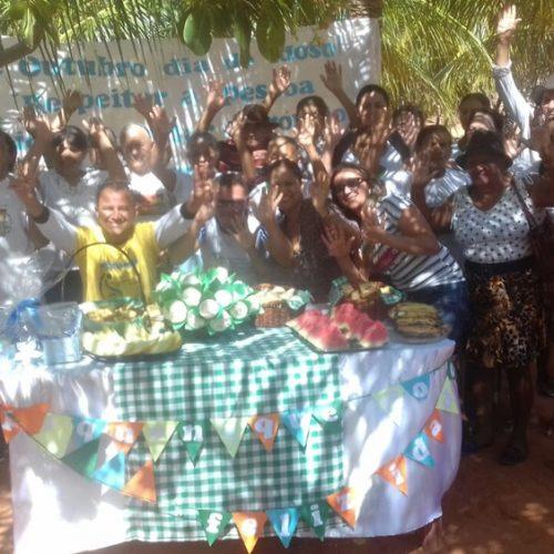 Prefeitura de Vera Mendes promove atividades em comemoração ao  Dia do Idoso