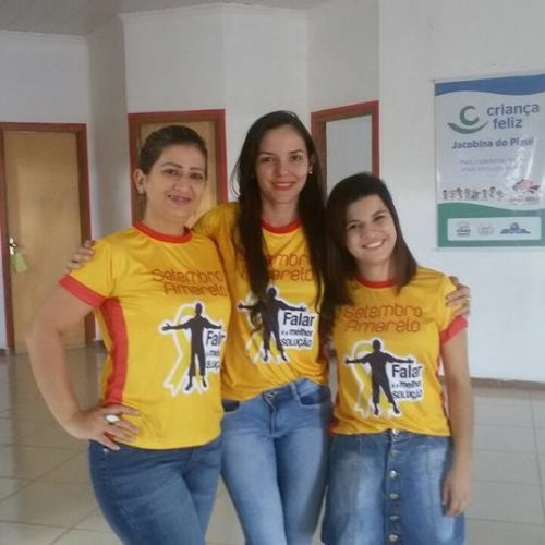 Jacobina do Piauí desenvolve ações em alusão ao Setembro Amarelo