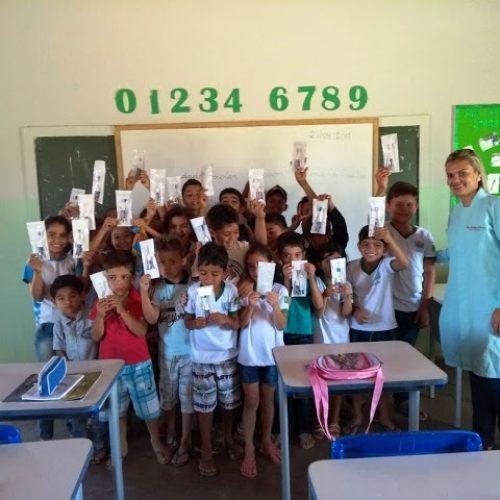 FRONTEIRAS | Gestão de Maria José leva atendimento odontológico para alunos da zona rural