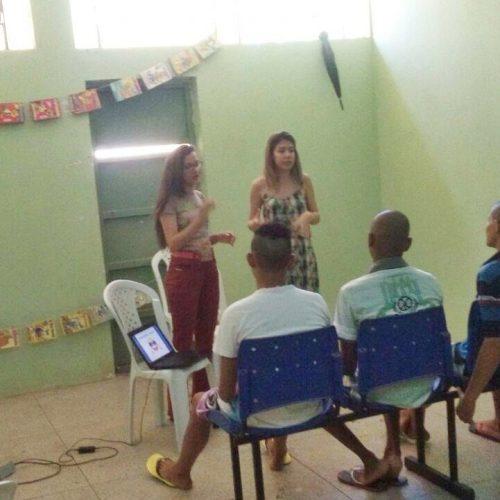 Adolescentes que cumprem medidas socioeducativas em Picos são beneficiados com projeto de leitura