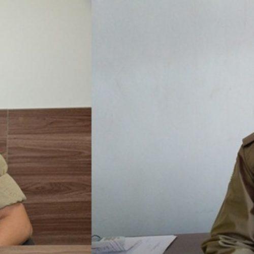 Capitã Cleia e Tenente Hamilton do Corpo de Bombeiros de Picos recebem cidadania picoense