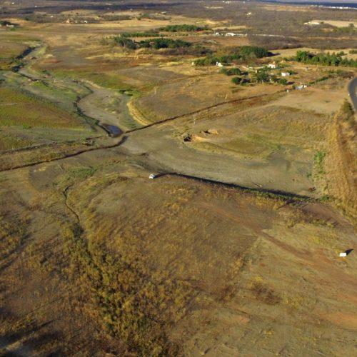 BELÉM | Barragem de Caboclo seca pela primeira vez 35 anos depois de construída