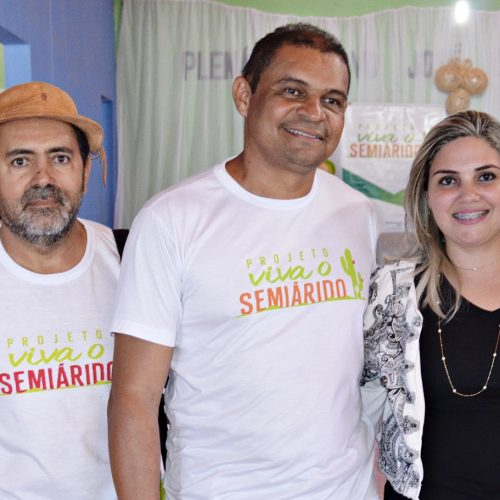 'Viva o Semiárido' inicia formação de professores em Massapê do Piauí