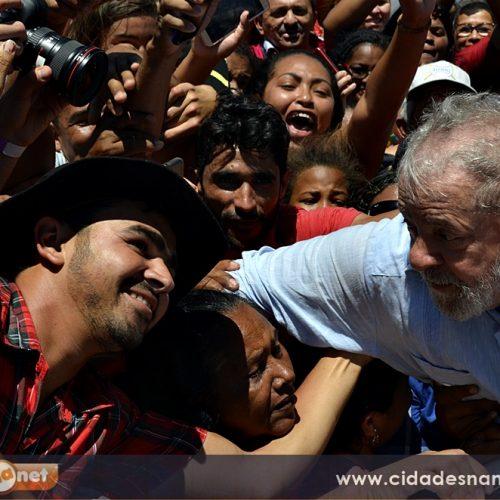 """FOTOS   Caravana """"Lula Pelo Brasil"""" em Marcolândia-PI"""
