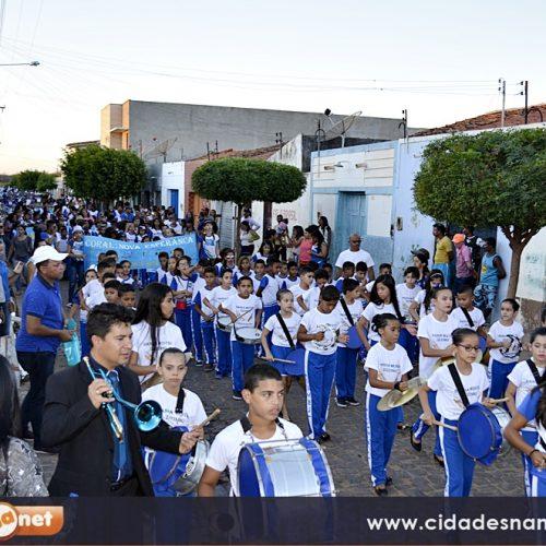 FOTOS   Desfile Cívico em Caridade do Piauí