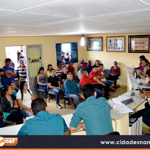 Câmara de vereadores de Vila Nova, vota e aprova PPA e LOA, durante a 11ª sessão