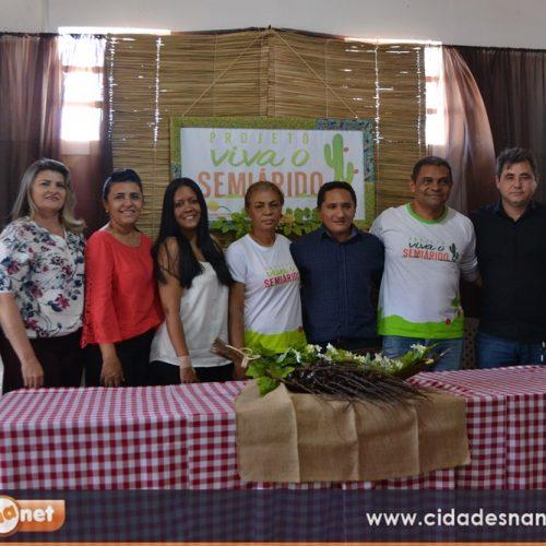 'Viva o Semiárido' promove formação para trinta professores em Padre Marcos