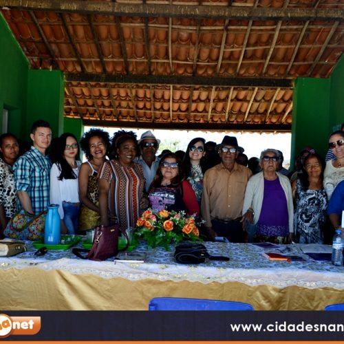 FRONTEIRAS   Comunidade Alecrim recebe ônibus lilás com ações de combate à violência contra a mulher